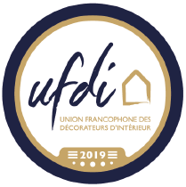 UFDI BADGE MEMBRE ROND 2019