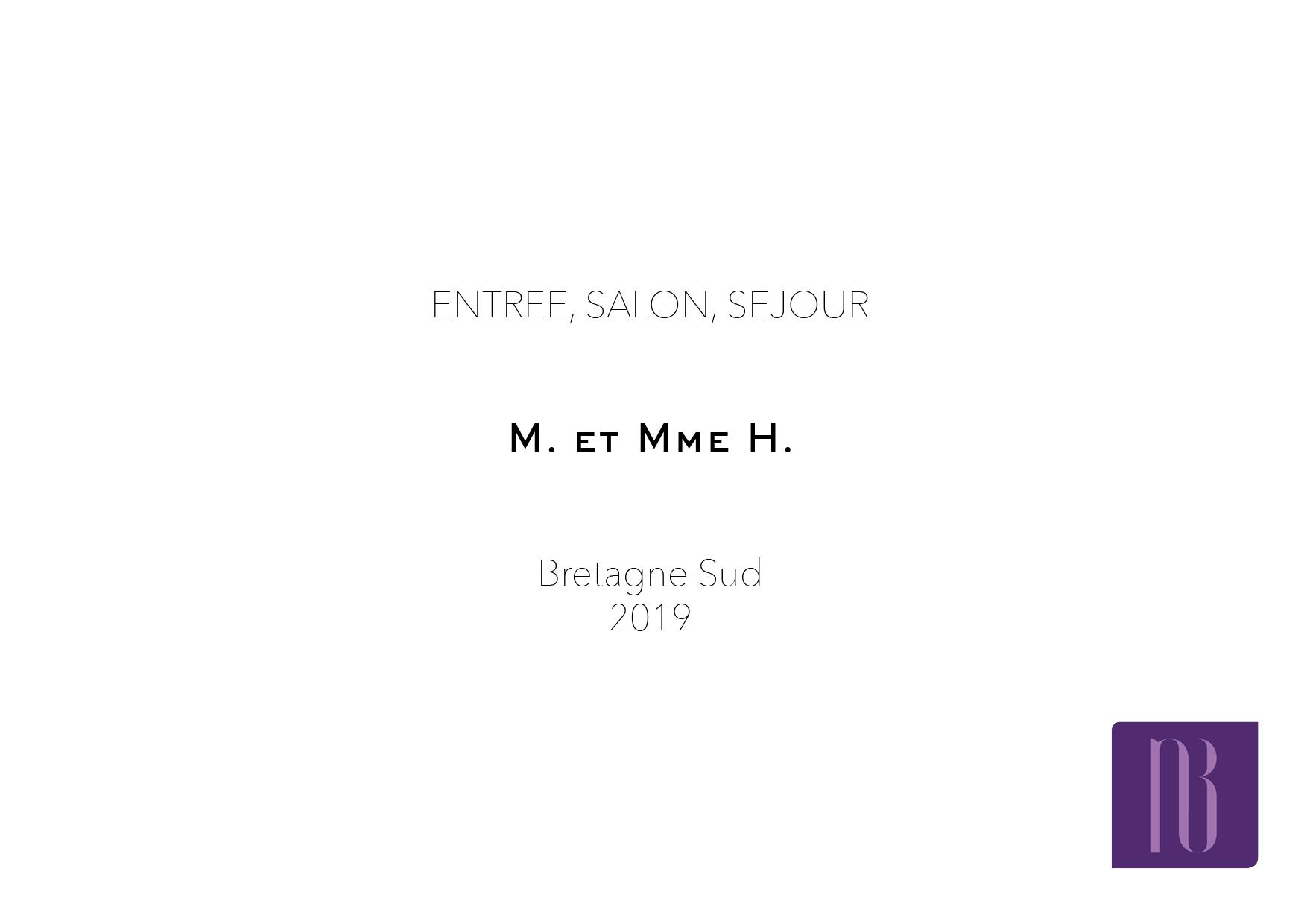 Nathalie Bossard décoration architecture intérieur Rennes 35 UFDI-390 Book déco maison individuelle bretagne sud 2019